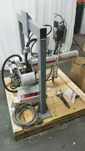 Used Star Automation XQ-600 Robo Pick & Place Machine