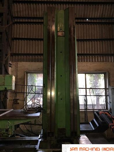WMW BFT 125/5 H Boring Machine - 1988