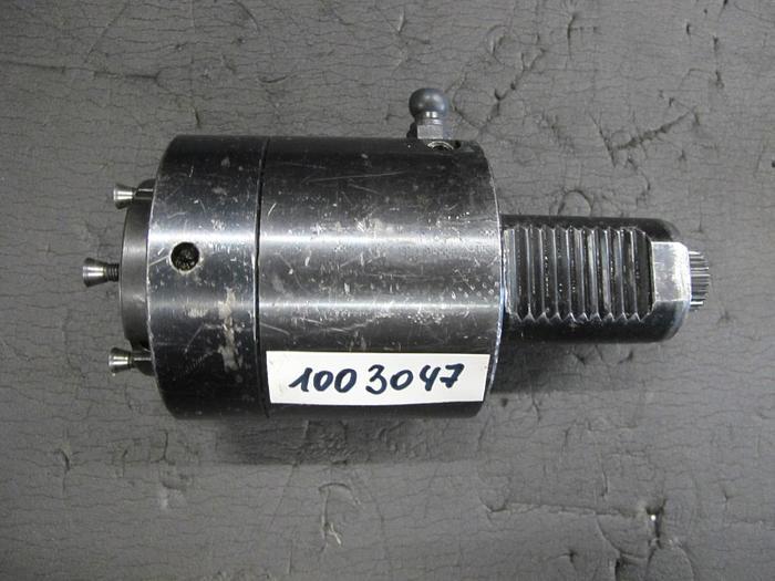 Gebraucht Bohr- Fraeskopf  Eppinger 4200870 Angetriebenes Werkzeug VDI 40