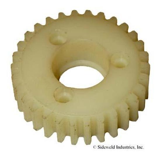 Phenolic Gear for Separator