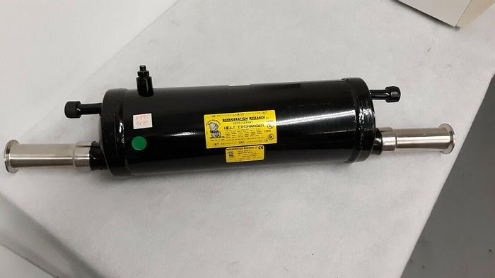 Refrigeration Research Refrigerant Heat Exchanger