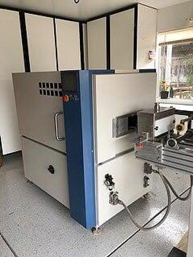 Used Cefla Del Vedove CVS3 Vacuum Coater System