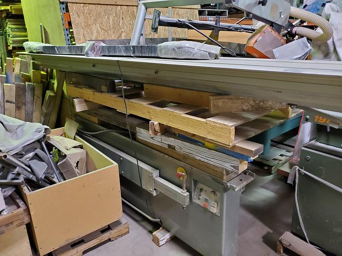 Holz-Her 1252 Sliding Table Saw