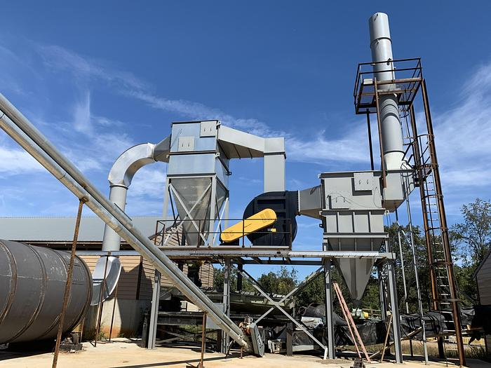2019-2020 Jackson  harvester wood drying system