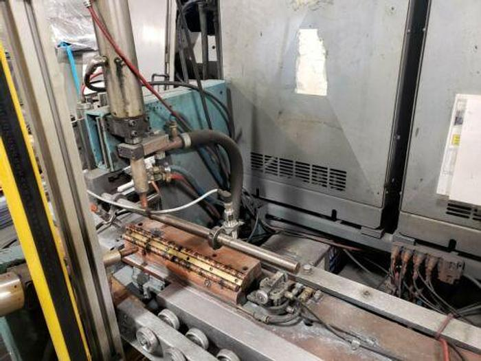C.W. Middlestead 75 KVA x 5 Heads Multi Head Automatic Resistance Spot Welder