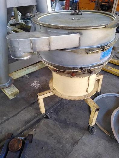 "Used Sweco 30 "" sifter SS"