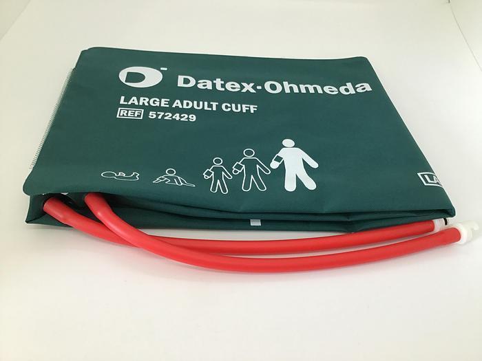 Datex blood pressure cuff 33-47cm Large Adult
