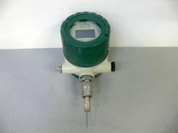 Used Sage Metering PRIME SIP-200-AC115-CO2 CO2 Meter
