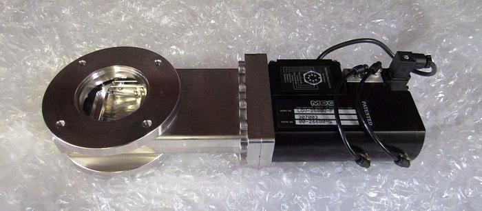 Used MDC High Vacuum Pneumatic Gate Valve LGV-2500V-P 307003 (536)