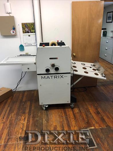 Used Matrix 530