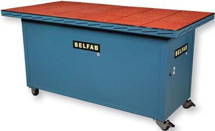 Belfab 3672DT Down Draft Table