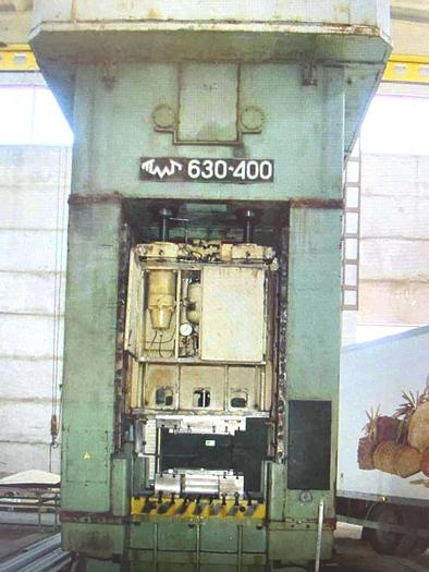 Used Press Sheet Stamping Mechanical Double Action