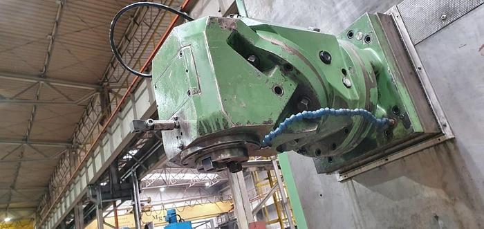 Frezarka łożowa CNC MAUT