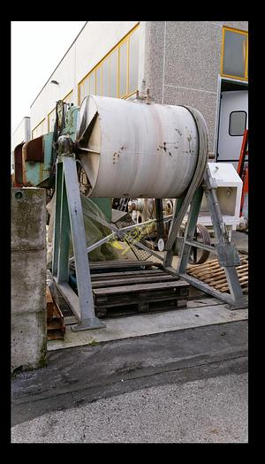 Used BALL MILL MOD. 2000