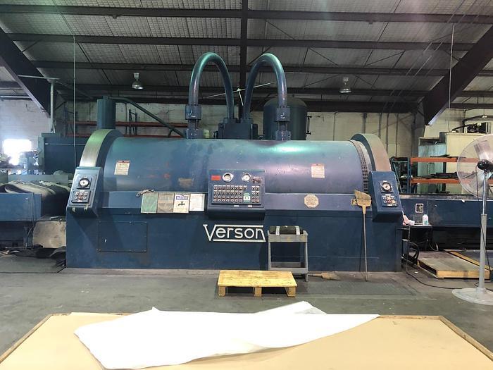 Used Verson Wheelon 50 x 164 Fluid Cell Press