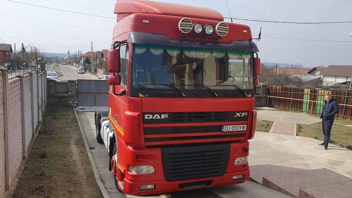 Gebruikt 2006 DAF 95 xf 430 euro 3 manual