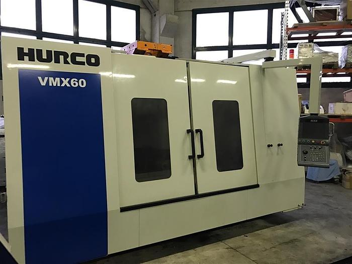 2008 HURCO VMX 60