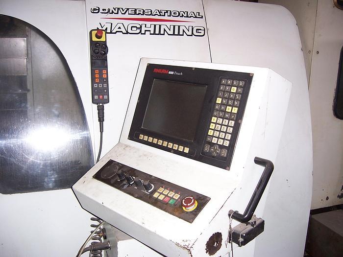 Fryer MC-40 2004 CNC VMC with Anilam Control
