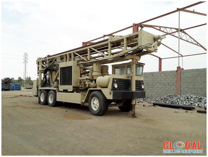 Used Item 0914 : 1971 Ingersoll-Rand T4W Drill Rig