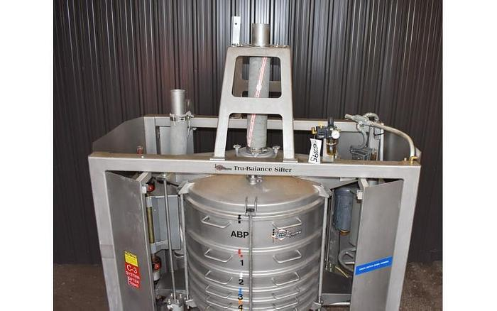 USED GREAT WESTERN TB 611/6 IN-LINE GYROSCOPIC PRESSURE SIFTER