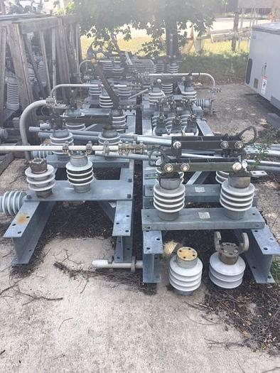 Used Switches and Steel Structures