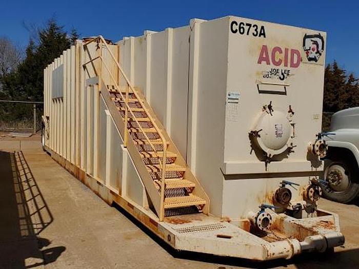 Used 2013 Pinnacle Acid Tank