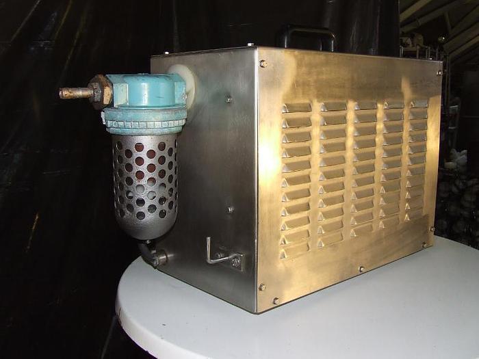 Używane Pompa próżniowa