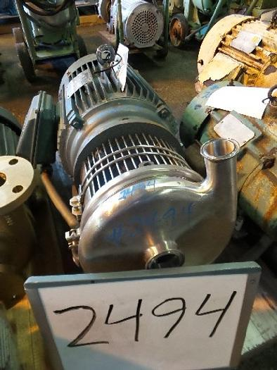 Tri Clover Tri-Clover 2 1/2'' x 2'' Centrifugal Pump #2494
