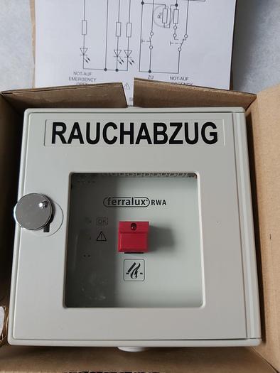 Handsteuereinrichtung HSE 7000 für RWA, Ferralux,  neu