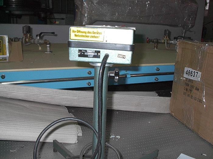 Gebraucht Aufziehgerät für KMF Kettelmaschinen, Mod.  KMF  Kl. 231/230 .