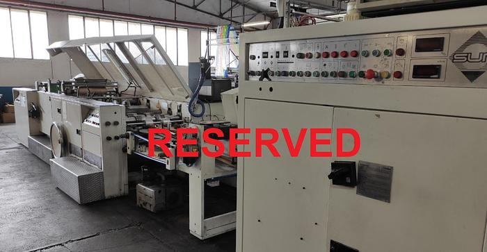 Used 1993 CURIONI SUN MASTER 540 !!!!!RESERVED!!!!!!!!