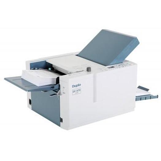DUPLO DF-970 Paper Folder