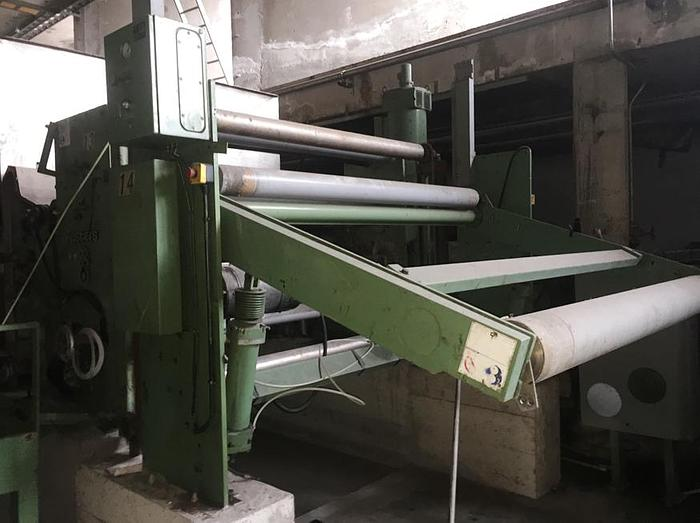 Used BATCH ROLLERS KUSTERS