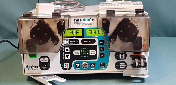 Gebraucht FMS Arthroscopy Duo+ Fluid Management System mit integriertem Shaver