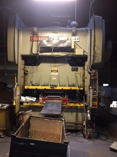Used 300 TON NIAGARA SSDC PRESS