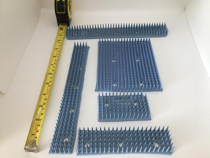 Used Rubber matting various pack 5