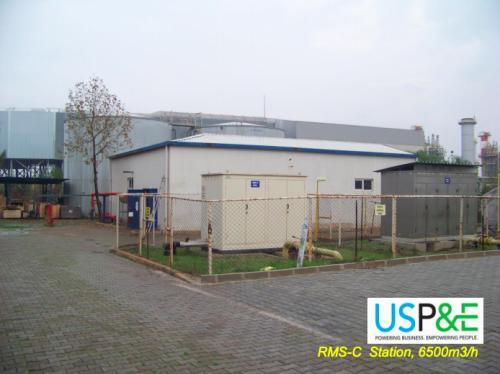 43 MW 2002 Used Wartsila 20V34SG Natural Gas Generator