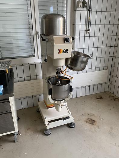 Gebraucht gebr. Rühr- und Anschlagmaschine KOLB Type RM-7140
