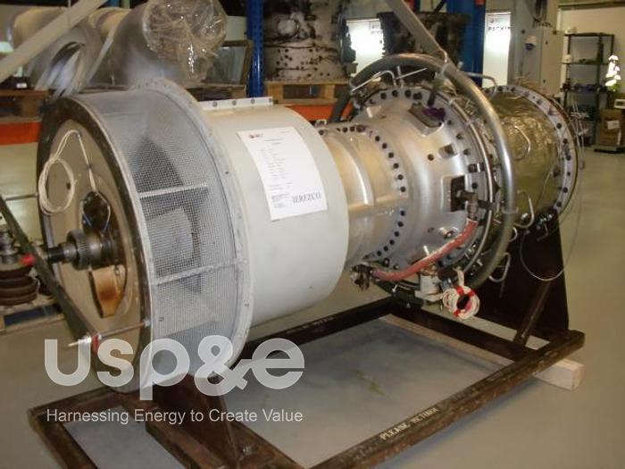 5.7 MW 2021 New Solar Taurus T60 Natural Gas Generator USP009442