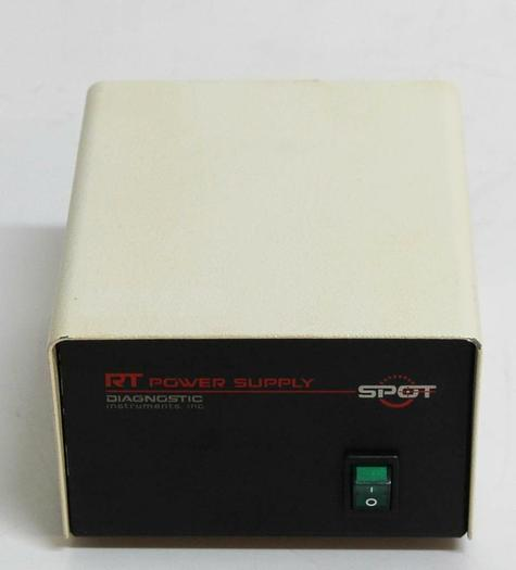 Used Diagnostic Instruments Inc. Spot RT Power Supply RTPS-IN 2A 250V (5425)