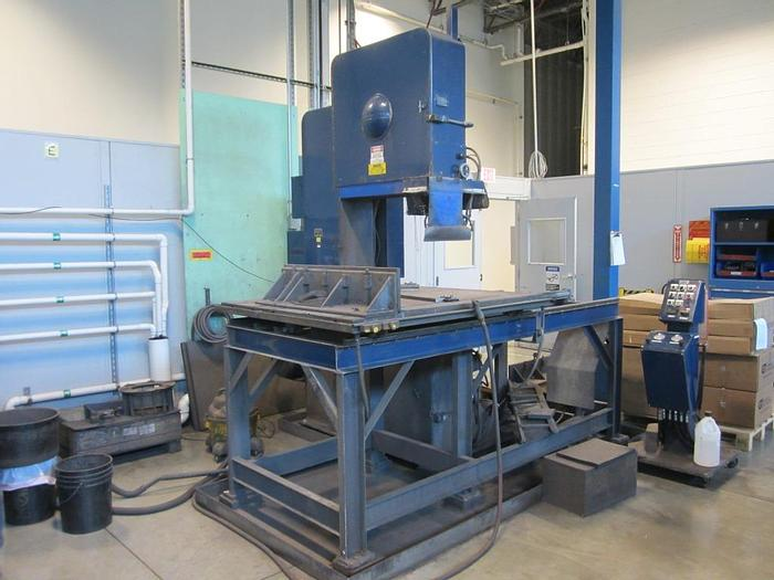 Used Tannewitz Vertical Band Saw
