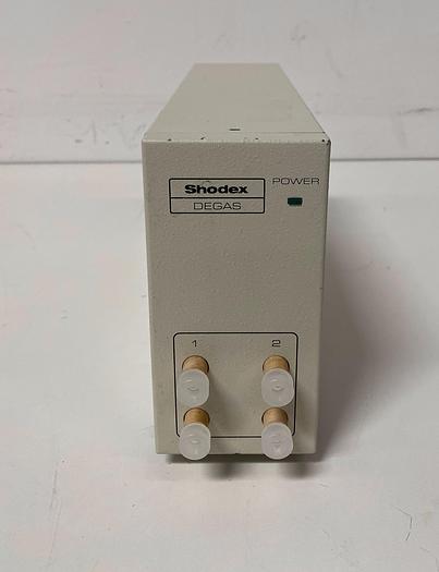 Used Shodex Degas KT-27 Degasser System 100-240V