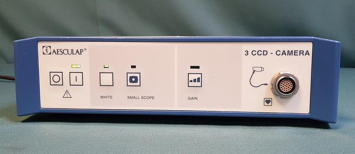 Gebraucht Aesculap Endoskopie Kamera 3CCD Kamera