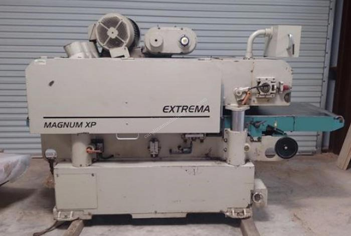 Used Extrema MXP-233 Double Side Planer