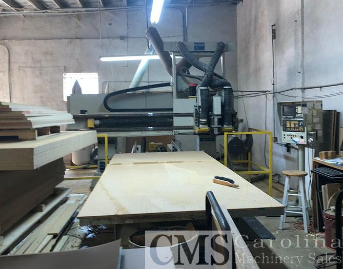 Used 1996 Komo VR512 CNC Router