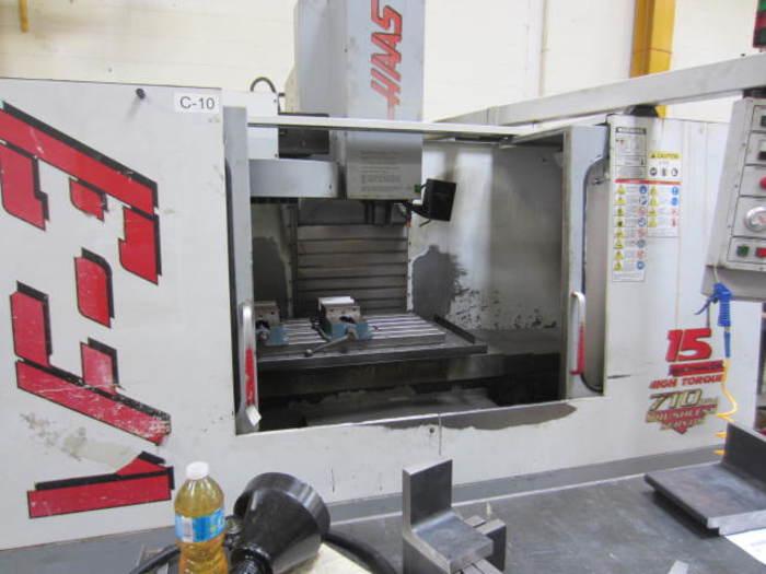 Haas Model VF-3 Vertical Machining Centre 5596