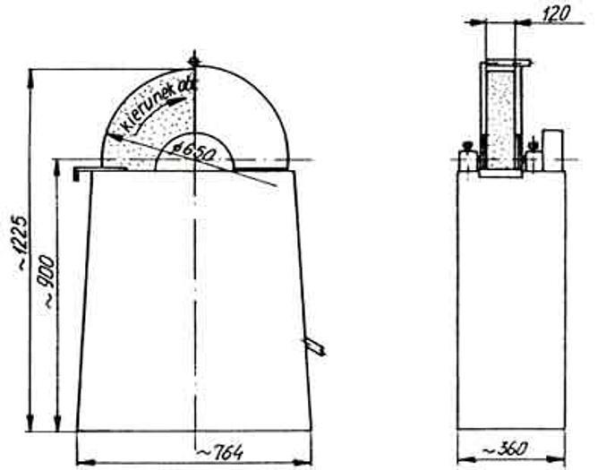 Używane Toczak mechaniczny - MTR 30.04