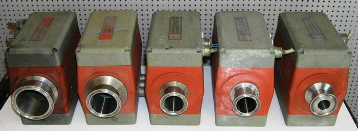 Used PD340 MAGNETIC FLOW TRANSMITTERS