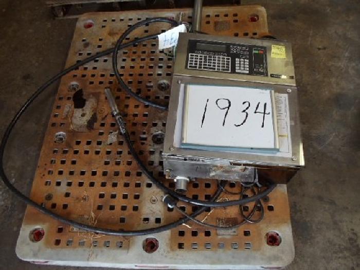 Used Videojet Inkjet Coder Excel #1934