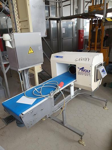 Gebraucht Gebr. Metalldetektor FLORIN Type Met 30+ 1H 406x279 SO 15267, BJ 2003